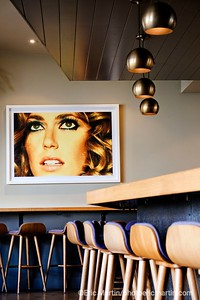 CALIFORNIE. NAPA VALLEY & SONOMA. CADET Restaurant WINE BAR à Napa