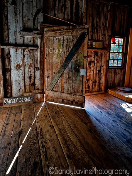Bale Mill Kitchen Door