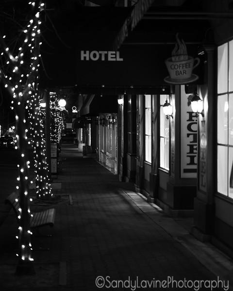St Helena Hotel