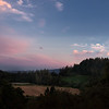Angwin Valley Sunset