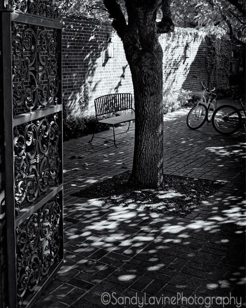 Charter Oak Courtyard