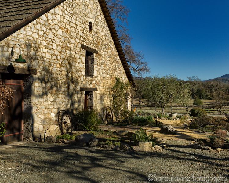 Seavey Winery Building