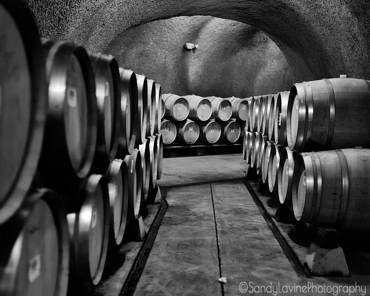 Gundlach Bundshu Winery Cellar