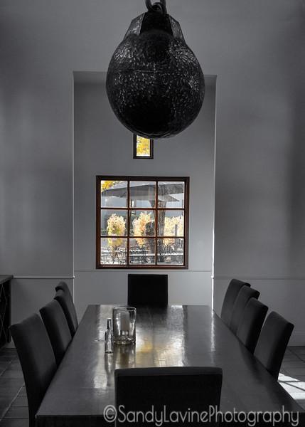 Clos Pegase Tasting Room