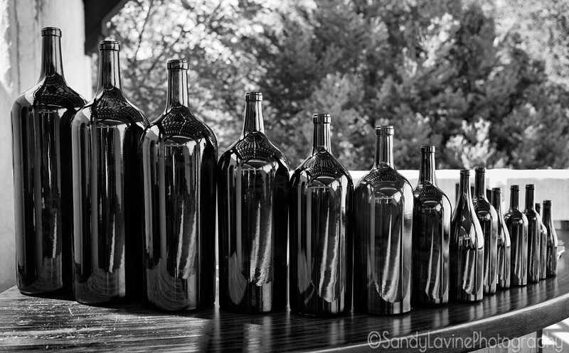 Sterling Vineyards Bottles