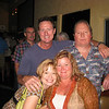 In back:   Me, Jerry Waite<br>In front:   My wife Cheri, Kathy Olsen-Ahern