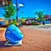 Chair Art - Main Street Promenade - Naperville, Illinois - Photo Taken: September 2, 2016