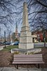 Soldiers and Sailors of DuPage County - Central Park - 104 E. Benton Avenue - Naperville, Illinois - Photo Taken: November 29, 2017