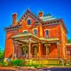 Martin Mitchell Mansion - Naper Settlement - 523 S. Webster Street - Naperville, Illinois - Photo Taken: September 3, 2016