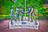 Veterans Valor - Shirley McWorter-Moss - Central Park - 104 E. Benton Avenue - Naperville, Illinois - Photo Taken: August 19, 2016