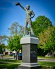 Spirit of the American Navy - E. M. Viquesney - Burlington Square - Naperville, Illinois - Photo Taken: May 23, 2014
