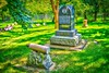 Grand Army of the Republic (GAR) Memorial - Naperville City Cemetery - 705 S. Washington Street - Naperville, Illinois - Photo Taken: August 30, 2016