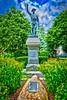 Spirit of the American Doughboy - E. M. Viquesney - Burlington Square - Naperville, Illinois - Photo Taken: August 21, 2016