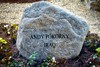 Naperville North High School Peace Garden - Dedicated to Anthony Mihalo and Andrew Pokorny - Naperville, Illinois - Photo Taken: May 27, 2011