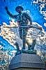 Spirit of the American Doughboy - E. M. Viquesney - Burlington Square - Naperville, Illinois - Photo Taken: January 21, 2017