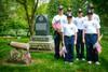 Grand Army of the Republic (GAR) Memorial - Naperville City Cemetery - 705 S. Washington Street - Naperville, Illinois - Photo Taken: May 28, 2011