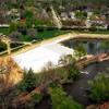 Centennial Beach - Naperville Riverwalk - 500 Jackson Avenue - Naperville, Illinois - Photo Taken: May 3, 2009
