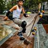 Centennial Skate Park - Naperville Riverwalk - 500 Jackson Avenue - Naperville, Illinois - Photo Taken: September 1, 2012