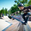 Centennial Skate Park - Naperville Riverwalk - 500 Jackson Avenue - Naperville, Illinois - Photo Taken: September 2, 2017