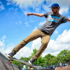 Centennial Skate Park - Naperville Riverwalk - 500 Jackson Avenue - Naperville, Illinois - Photo Taken: August 30, 2014