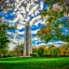 Millennium Carillon - Naperville Riverwalk - 443 Aurora Avenue - Naperville, Illinois - Photo Taken: October 21, 2016