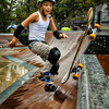Centennial Skate Park - Naperville Riverwalk - 500 Jackson Avenue - Naperville, Illinois - Photo Taken: September 1, 2012