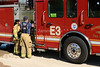 NFD - Fire Hose Testing : Naperville, Illinois Fire Department Testing of the hoses occurs on a regular basis.