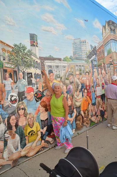 Naperville Loves a Parade Dedication