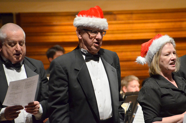 NMB Holiday Concert 12/17/2017