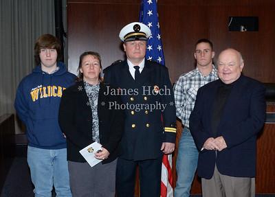Naperville Fire Department - 2011 - Promotion Ceremony