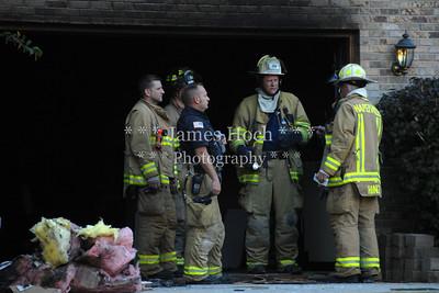 Naperville Fire Department - Fire Scene - 1141 Marshall Court - 10/02/2012