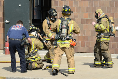 Naperville Fire Department - Fire & Smoke Training - 03/22/2012
