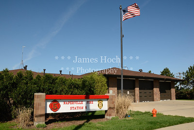 Naperville Fire Department - Station 5