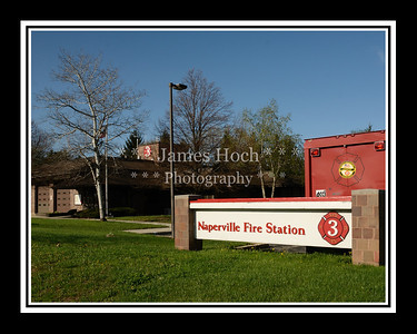 Naperville Fire Department - Station 3