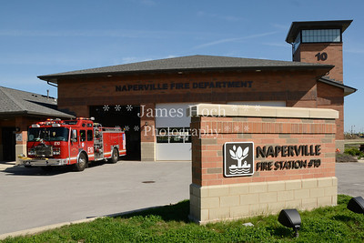 Naperville Fire Department - Station 10