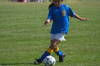5th Grade Soccer 9/6/08