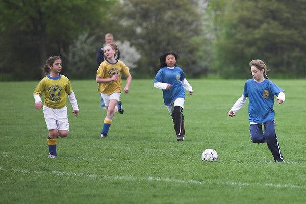 5th Grade Soccer April 29, 2006