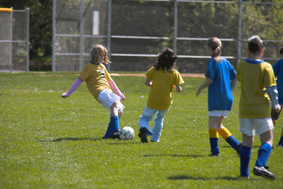 5th Grade Soccer March 6,2006