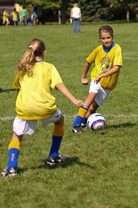 5th Grd Soccer 09/27/08