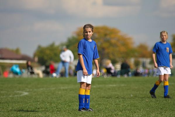 5th Grd Soccer 10/18/08
