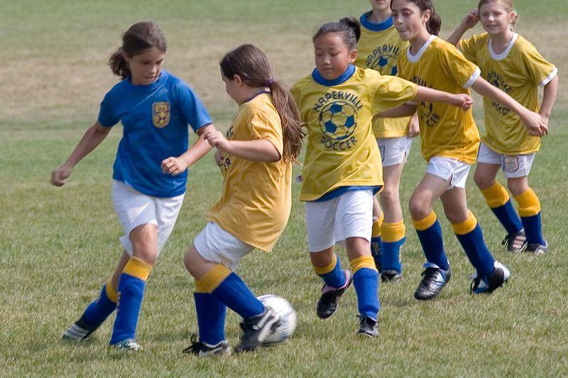 5th Grd Soccer Sept. 10
