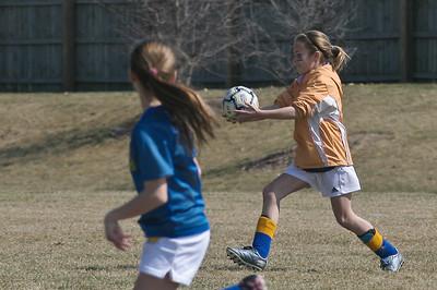 Fifth Grade Soccer, April 5 2008