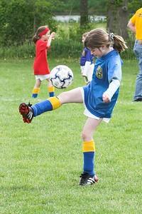 1st Grade Soccer May 14, 2006