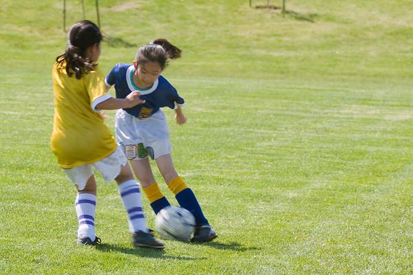 4th Grade Soccer 05/12/07