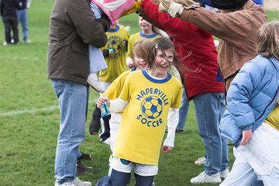 4th Grade Soccer April 23, 2005