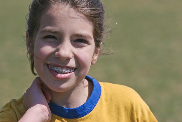 4th Grade Soccer, April 5, 2008