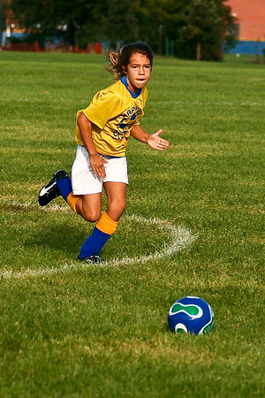 4th Grade Soccer Sept. 8, 2007