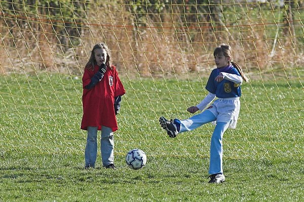 4th Grd Soccer April 16, 2005