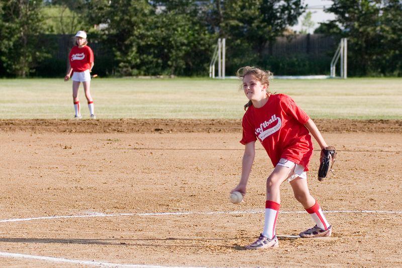4th Grade Softball June 13