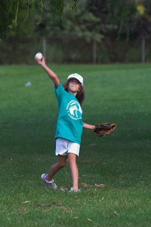 2nd Grade Baseball,  June 22, 2006
